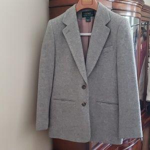 2x HP🎉 Lauren (Ralph Lauren) wool coat blazer